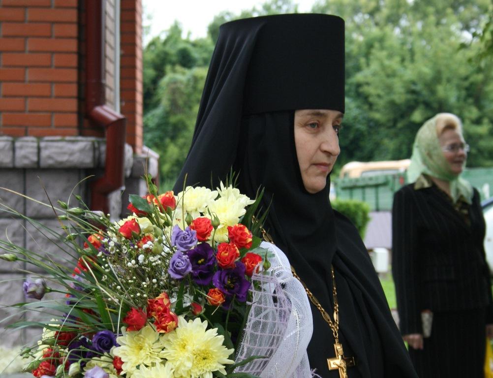 Игумения Александра (Жарин) 2010 год.JPG